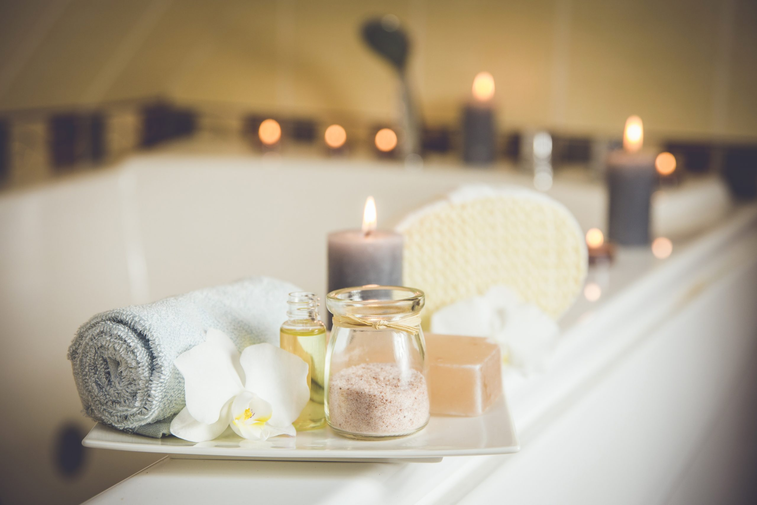 rituel du bain
